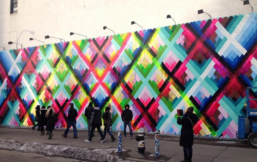 Asphalte Jungle_Ils font le Mur