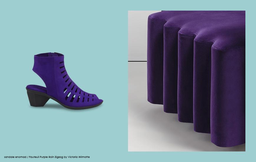 Lagon à l'horizon_Ultra violet