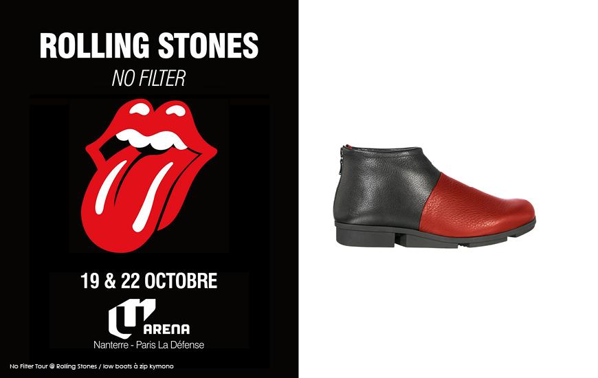 Macadam Star_Rolling Stones, Rolling Stars